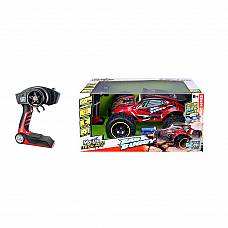 MAI Tech Remote Control Bad Buggy 4-WD 2.4GhZ, 6.4 V Battery & USB