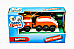 Motor Town  toys high quality soft touch car and caravan made in Italy 18m+