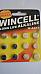 Batteries 12 x AG12, SR43W,SR43,386,LR43 Alkaline Long Life Wincell
