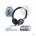 PHILEX ipod/iPhone/ MP3/CD Digital  Head Phones PHE628