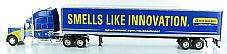 1.64 New Holland biodiesal Peterbilt 379 diecast truck model great collectible