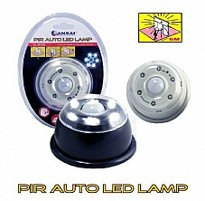 SANSAI  LED LAMP PIR AUTOMATIC, HIGH QUALITY 12 MONTH WARRANTY