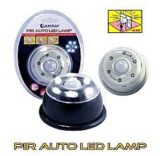 SANSAI  LED LAMP PIR AUTOMATIC, HIGH QUALITY 12 MONTH WARRANTY