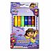 Nickelodeon Dora The Explorer 8pk Juicy Marker in Window Box