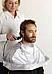 Hair cut catcher cape,prevent mess when cutting hair x 1