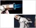 Jobon Premium Quadruple Metallic Jet flame Blow Torch Lighter Stand Up Quality