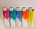 New Cricket Lighters Pack of 5 Disposable Lighters  Cricket