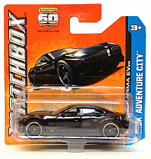 Matchbox 60TH ANNIVERSARY  COLLECTION FISKER KARMA  EVer
