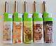 MRK/ Zico mini tube  refillable electronic utility lighters lot of five