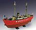 Lindberg Nantucket Light Ship 1/95 scale model number 70860