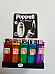 LIGHTERS WHOLESALE LOT OF 100, POPPELL FLINT WHEEL QUALITY DISPOSABLE