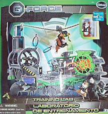 Disney G-Force Training Lab  play set