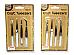 Craft Tweezers (4 assorted types) 2 PKs  of four great value