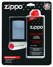 Zippo all in one lighter kit  great value free shipping