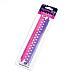 Jigsaw Ruler & Fun Puzzle  Pink/Purple