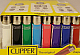 CLIPPER LIGHTERS wholesale  48 Solid colors collectible micro