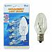 SANSAI Night Light Replacement Bulbs Small Screw E12 7W 240V GLAE1207  2PKS