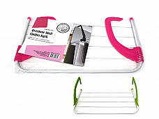 OVERDOOR SHELF CLOTHES RACK/CLOTHS AIRER