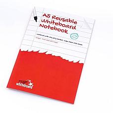 magic white board A5 handwriting reusable note book