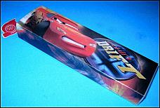 2x Disney CARS Boys Slide Open Pencil Case Box NEW