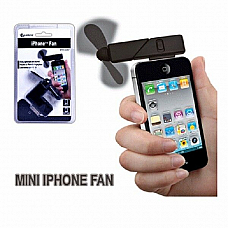 2 X Sansai  Iphone fan great for the summer or when you are overheated