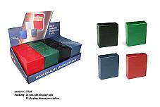 Cigarette Tobacco Hard Plastic hinged Storage Case  holds 30 cigarettes  quality