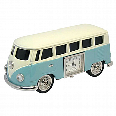 1950s Kombi van  clock metal comes in a gift box unique(rare)