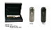 Regal cigar lighter four burner with hole punch gift boxed t114 highest quality
