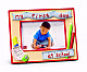 Russ Kids my first day at school photo frame