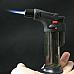 Refillable Adjustable Butane Jet Torch Lighter BBQ Cooking Au stock fast shippi