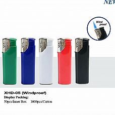 Zico gas refillable electronic windproof lighters  quality set of five free post