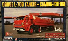 1/25 L-700 Tilt w/ Skelly Tankr. J Lloyd International - Lindberg
