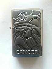 MRK oil lighter  cancer