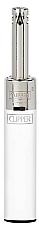 Clipper mini tube  refillable electronic utility lighter Clipper quality white