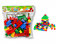 KIDS BUILDING BLOCKS/100 4 different sizes