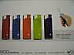 WHOLESALE LOT DISPLAY OF FIFTY LED TORCH LIGHTERS