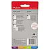NEW Naleon Adhesive Stick On Hooks White 2 Pack