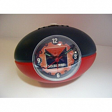 Brand new in box  Official AFL Melbourne Demons  Analogue alarm clock