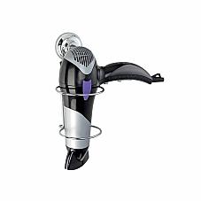 Naleon Chrome Super Suction Hair Dryer Holder