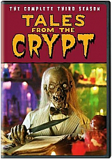 TALES FROM THE CRYPT: THE COMPLETE THIRD SEASON NEW DVD