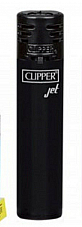 clipper lighter New Jet flame black normal flame, genuine product