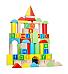 80 PCS BLOCK TKC299  Rec. Age: 24 Months + wooden toy block set