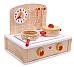 CUTE KITCHEN SET TKB900  Rec. Age: 3 Years + wooden set