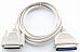 Parallel Printer Cable DB25C36 Centronics Male IEEE1284 Lead/Cord  NEW