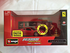 Bburago Race & Play  Ferrari 430  limited edition collectable, licenced product