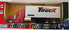 Heavy Machine Truck series model ty12185 friction model collectable fast shiping