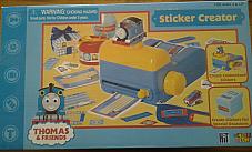Thomas & Friends Sticker Creator NEW