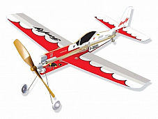 2 x T67M  Rubber Band Powered Model  Plane Kit: Lyonaeec