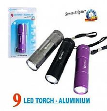 SANSAI TORCH LED ALUMINUM HIGH QUALITY 12 MONTH WARRANTY x3