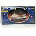 Lindberg Tuna Clipper Thonier Ship Model Kit  1/60 Scale #77221 Brand New Sealed